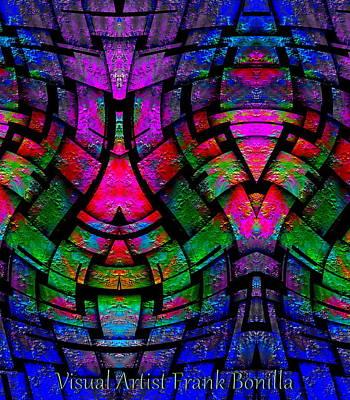 Believe Digital Art - Color By Jesus by Visual Artist  Frank Bonilla