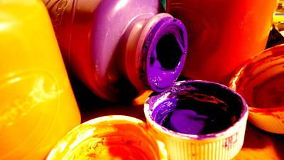 Color Drippin Original by Nikita Gupta