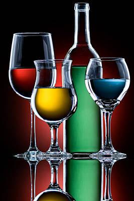 Color Glass Original by Brian Enright
