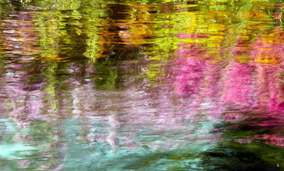 Photograph - Color Impressionism by Minartesia