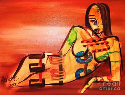 Color Me Crazy Art Print