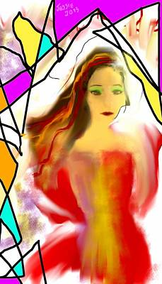 Painting - Color Me by Jessica Wright