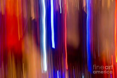 Color Rush 1 - Natalie Kinnear Photography Art Print