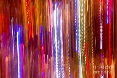 Color Rush 2 - Natalie Kinnear Photography Art Print