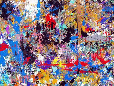 Color Spectrum Art Print