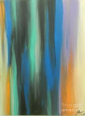 Color Study Original by Juan Molina