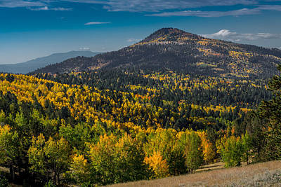 Photograph - Colorado Country by Ernie Echols
