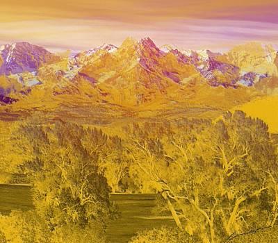 Colorado Dreaming Art Print