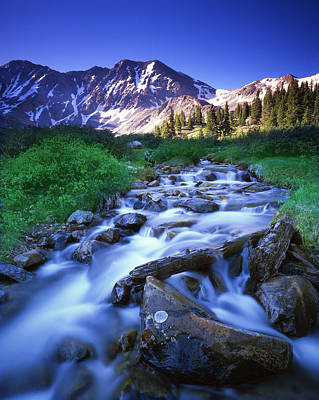 Colorado High Country Art Print
