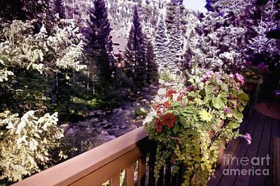 Colorado Landscape Art Print by Madeline Ellis