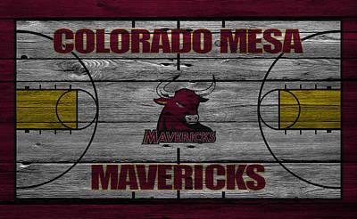 March Photograph - Colorado Mesa Mavericks by Joe Hamilton