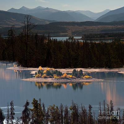 Photograph - Colorado Morning At Lake Dillon by Lee Craig