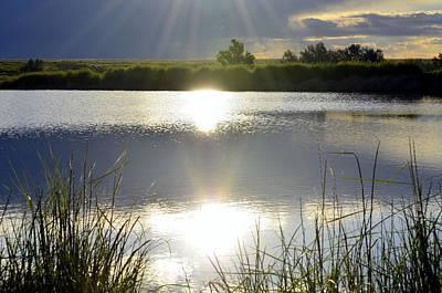 Photograph - Colorado Morning Light by Clarice  Lakota