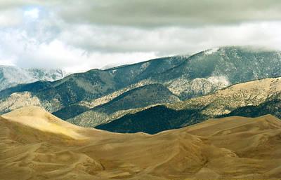 Photograph - Colorado Mountain View by Eva Kato