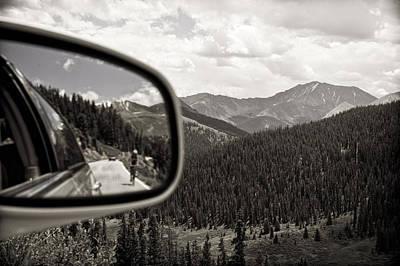Digital Art - Colorado Mountains by Susan Stone