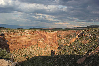 Photograph - Colorado National Monument 17 by Mary Bedy