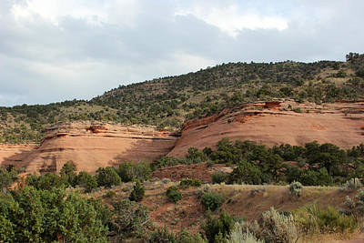 Photograph - Colorado National Monument 7 by Mary Bedy
