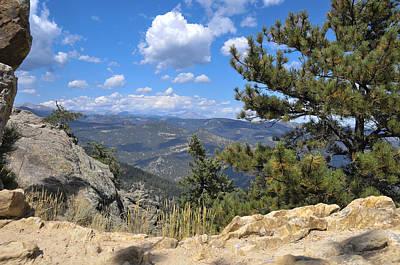 Colorado Overlook Original