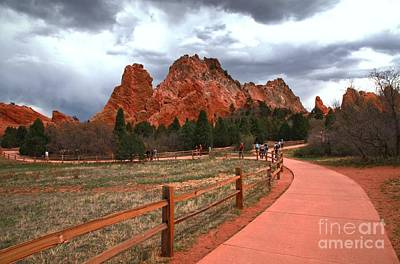 Photograph - Colorado Path To Paradise by Adam Jewell