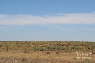 Photograph - Colorado Plains by Susan Herber