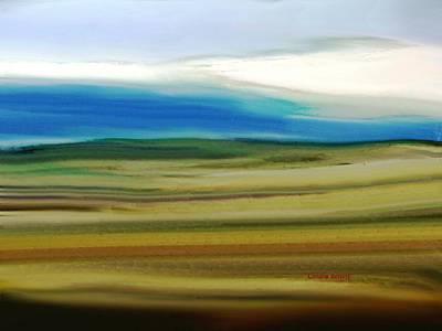 Colorado Prairie 2 Art Print