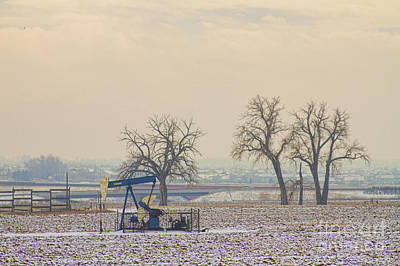 Photograph - Colorado Pumpjack by James BO Insogna