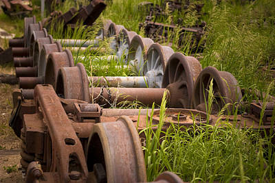 Photograph - Colorado Railroad Museum by Chris Reed
