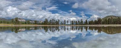 Photograph - Colorado Reflections by Ryan Heffron