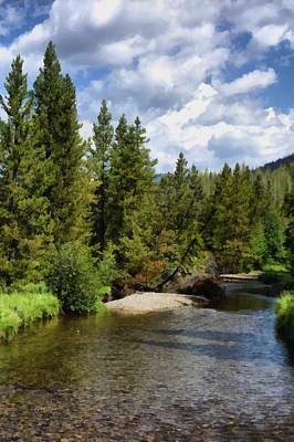 Photograph - Colorado River  by Ann Powell
