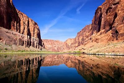 Photograph - Colorado River Float by David Beebe