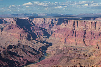 Photograph - Colorado River by Lou Ford