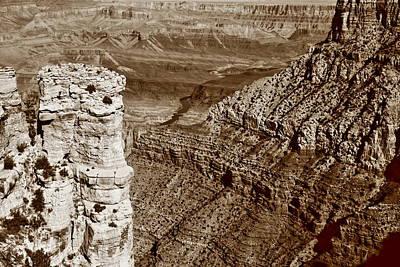 Photograph - Colorado River View - Grand Canyon - Arizona by Aidan Moran