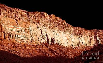 Digital Art - Colorado River Wall by Tim Richards
