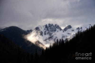 Photograph - Colorado Rocky Mountains From Highway 550 by Ron Chilston