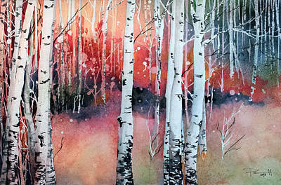 Painting - Colorado by Sean Parnell