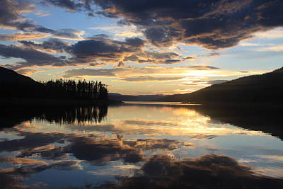 Photograph - Colorado Sunset by Chris Thomas