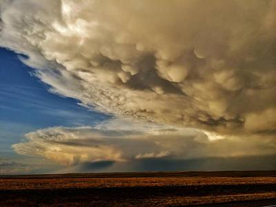Photograph - Colorado Supercells by Ed Sweeney