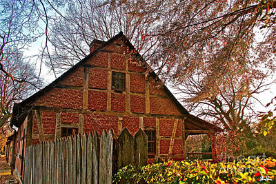 Photograph - Colored Late Fall by Geri Glavis