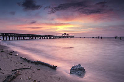 Water Filter Photograph - Colores Del Amanecer by Edward Kreis