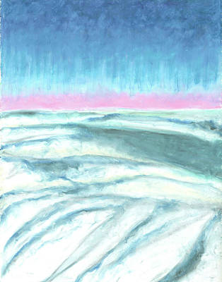 Painting - Colorful And Colorless Cloudscape by Carrie MaKenna