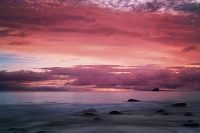 New Zealand Photograph - Colorful by Artfiction (andre Gehrmann)