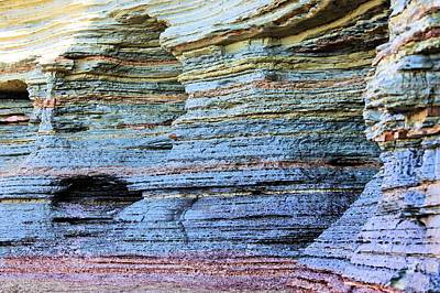 Photograph - Colorful Cliffs by Jane Girardot