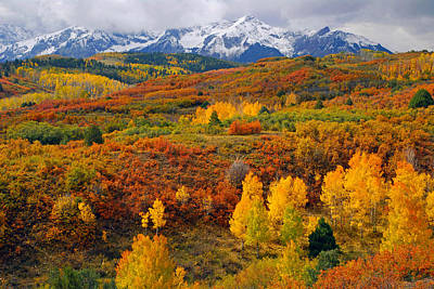 Photograph - Colorful Colorado At It's Best   by John Hoffman