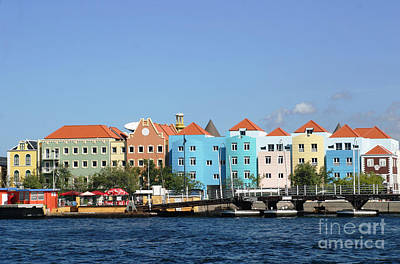 Photograph - Colorful Curacao by Living Color Photography Lorraine Lynch