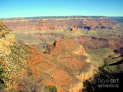 Photograph - Colorful Grand Canyon by John Potts