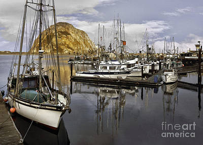 Photograph - Colorful Harbor II by Sharon Foster