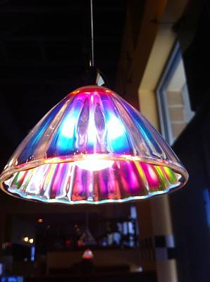 Photograph - Colorful Light  by Susan Garren