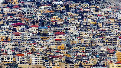 Photograph - Colorful Neighborhood by Jacki Soikis