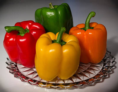 Photograph - Colorful Platter by Shane Bechler