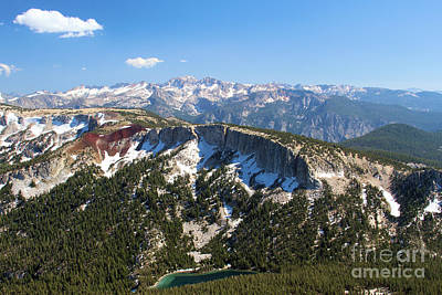 Photograph - Colorful Sierras by Adam Jewell